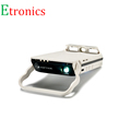 IOS Smartphone Projector Mobile Phone HDMI Wireless mini LED portable full hd video pico home Cinema video LED projector
