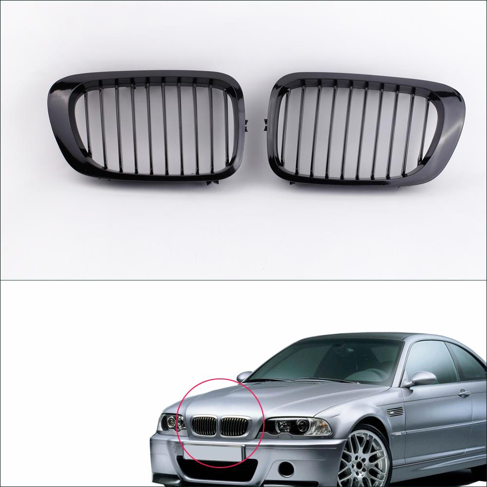 Передние решетки и накладки на радиаторы OEM 2 BMW 3 2 E46 1998/2002 hj125k hj125k 2 gn125