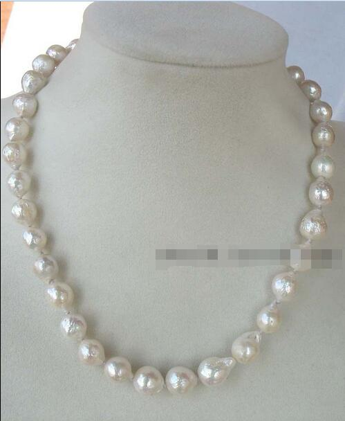 Wholesale price 16new ^^^^ freshwater pearl reborn keshi white necklace 17<br><br>Aliexpress