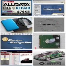 Buy 2017 ALL Auto repair software alldata 49 software 1000GB hard disk mitchell contain ALLDATA 10.53 ALL DATA English version for $102.60 in AliExpress store