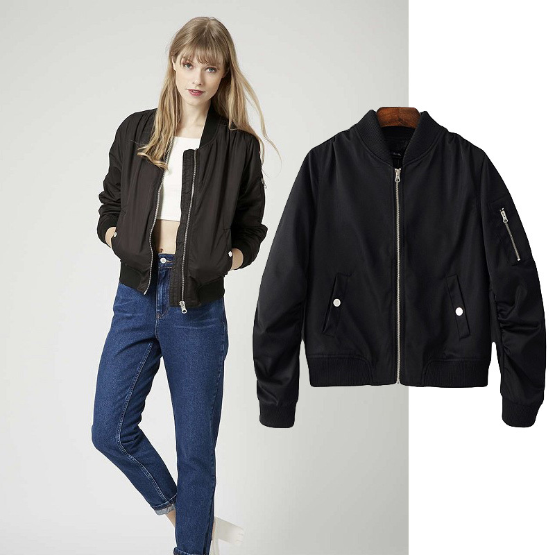 Thin bomber jacket womens – New Fashion Photo Blog