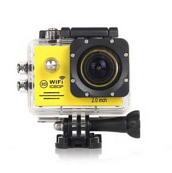 2015 New model Action Camera SJ7000 Wifi surfing climning 2.0 LED Sports extreme mini cam recorder marine diving 1080P HD DV