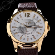New Luxury brand Curren casual women dress watches Men Fashion Sport Watches Quartz Clock Military watches