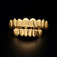 Cheap Gold Grill