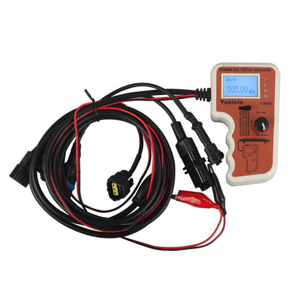 CR508 Common Rail Pressure Tester and Simulator CR 508 Test Rail Pressure Functions(China (Mainland))