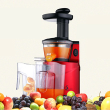2015 из нержавеющей стали автоматическая медленный соковыжималка электрический фруктовый сок машина холодного отжима соковыжималка соковыжималка кухонных приборов