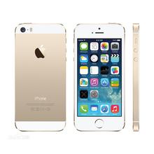 Buy Original Apple iphone 5S Unlocked Apple A7/M7 CPU 1GB RAM 16GB/32GB/64GB ROM Touch ID Fingerprint for $159.65 in AliExpress store