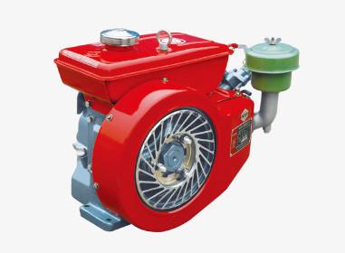 WS-165FA air cooled diesel engine