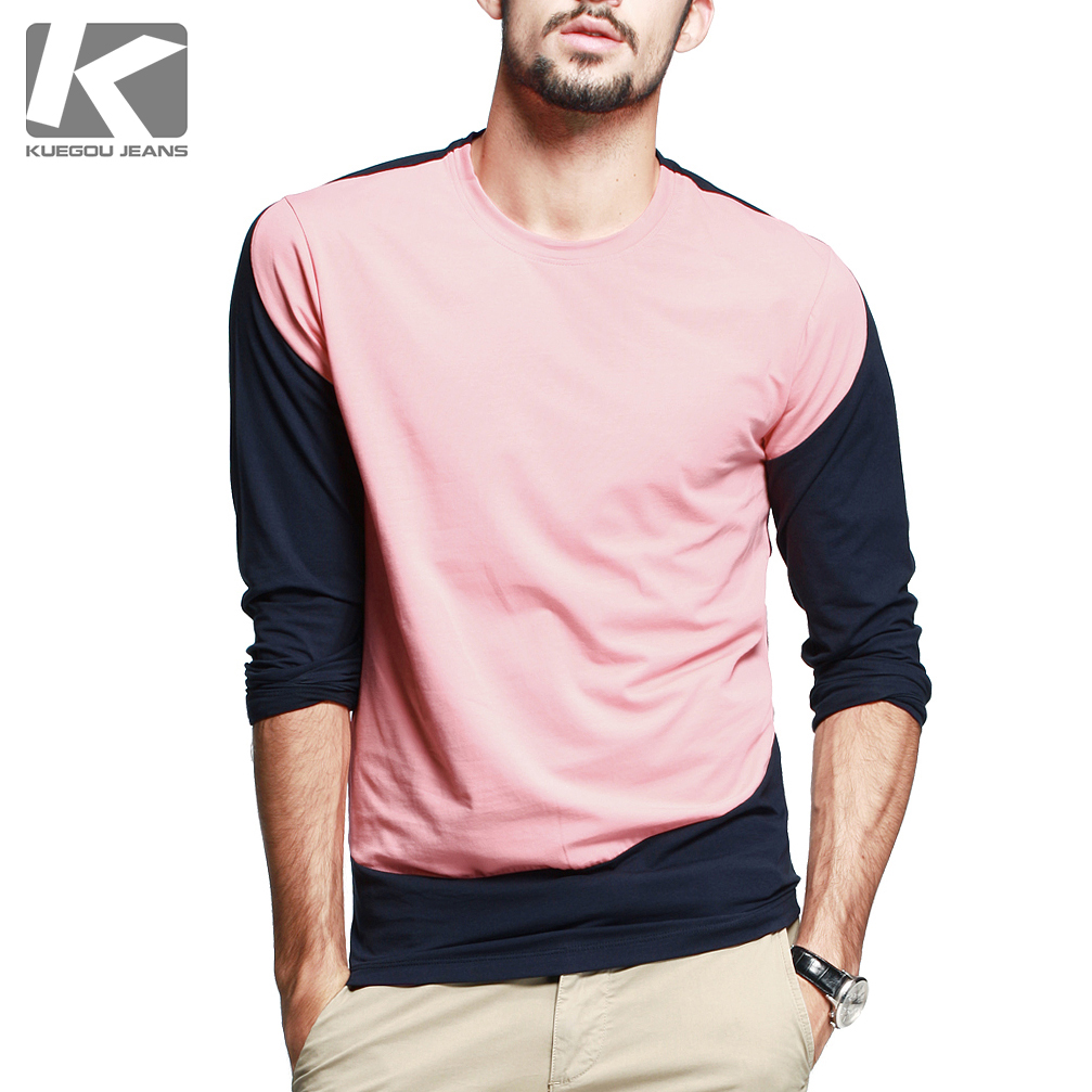 Men shirts 2015 Camisa Slim Fit CMQ1308
