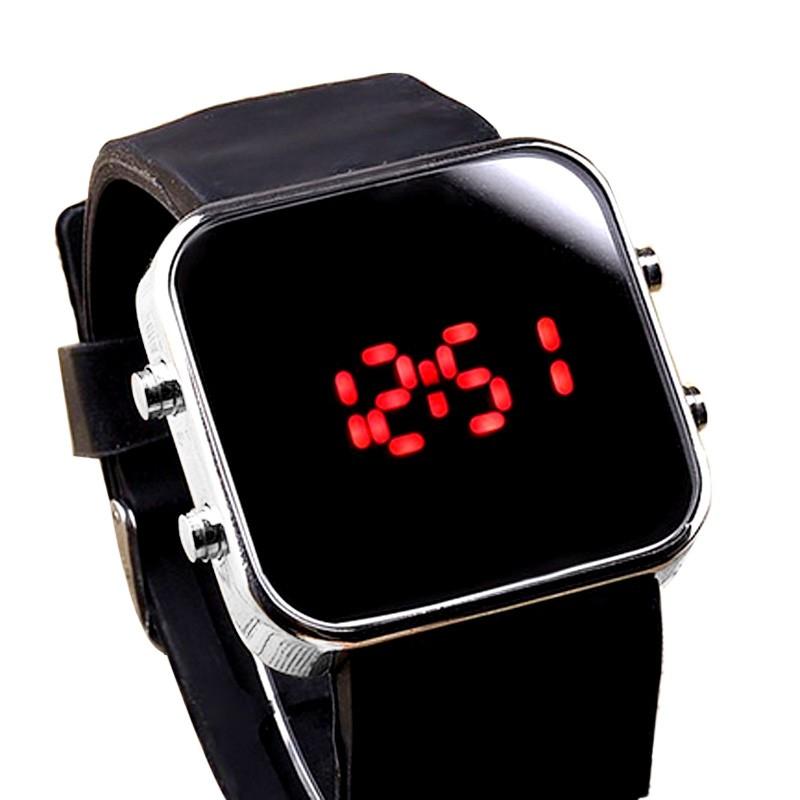 2016 sale mirror led digital sport unisex wrist