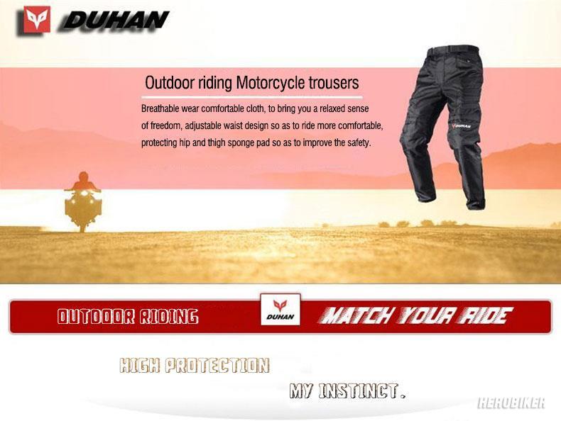 HTB1AFYJNpXXXXXmapXXq6xXFXXXq - DUHAN Men's Motorcycle Pants Riding Trousers Motocross Off-Road Racing Pants Sports Knee Protective Pants