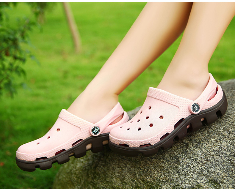 Women Sandals Summer Platform Shoes New 2016 Couples Sandals Candy Color Jelly Shoes  Chinelo Masculino