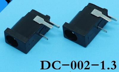 100 pcs lot 3 pin female 1.3 mm DC Power Socket<br><br>Aliexpress