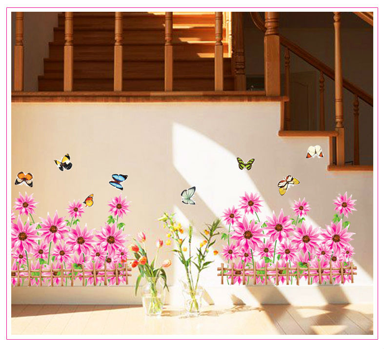 Keuken Decoratie Stickers : Butterfly Wall Art Stickers