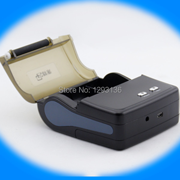 Free Shipping USB Portable Wireless Thermal Bluetooth Receipt Printer QS5801se App Mobile/Supmarket For Android OS system<br><br>Aliexpress