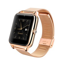 2016 new fashion Bluetooth Smart Watch with heart rate SIM card TF mp4 for apple Android Phones support facebook and twitter