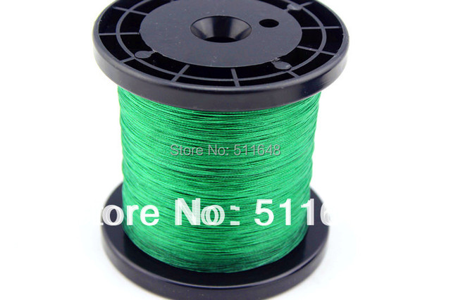 Free Shipping 1000M/PCS 7LB PE Extreme Braid Fishing Line YELLOW,GREEN