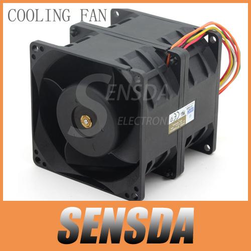 Охлаждение для компьютера AVC DFTA0880Y2U DC 12V 7.2a 80 * 80 * 80 8 8080