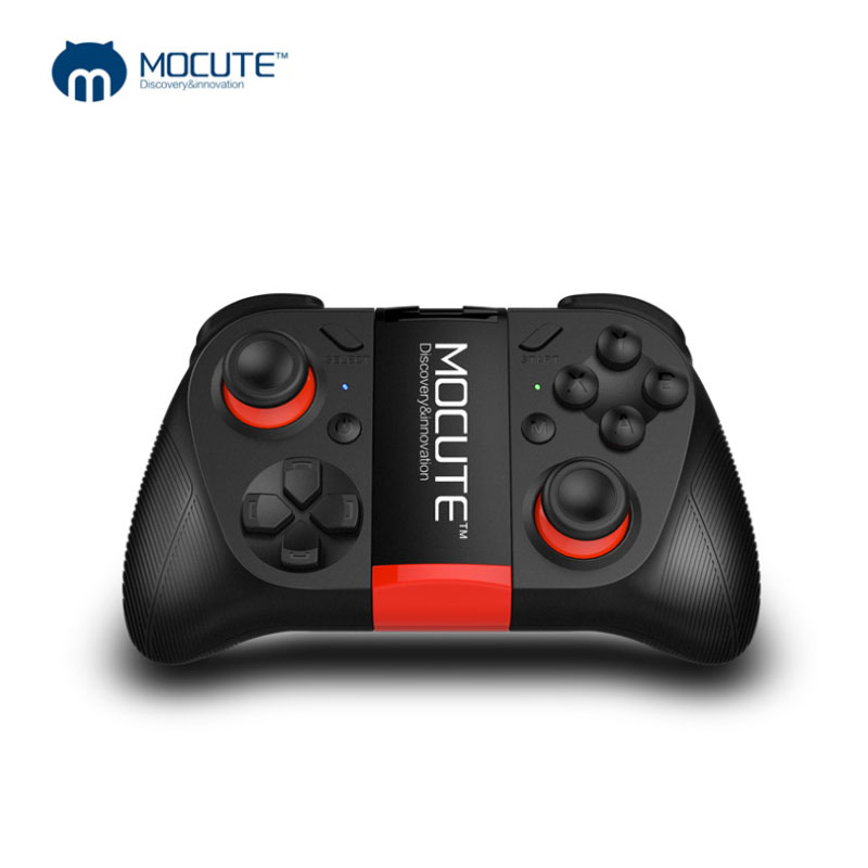 MOCUTE Wireless Gamepad Bluetooth 3.0 Game Controller Joystick for Iphone and Android Phone Tablet PC Laptop(China (Mainland))