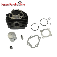 47mm Cylinder Block Gasket Piston Ring Needle Kit YAMAHA PW80 PY80 PW PY 80 PEEWEE Motorcycle Dirt Pit Bike Scooter Part - MotorPartStore Technology Co., Limited store