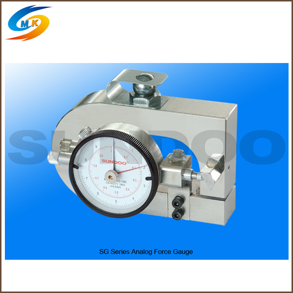 Force Measuring Instruments : Sundoo sg kc kn pointer tension force gauge push pull