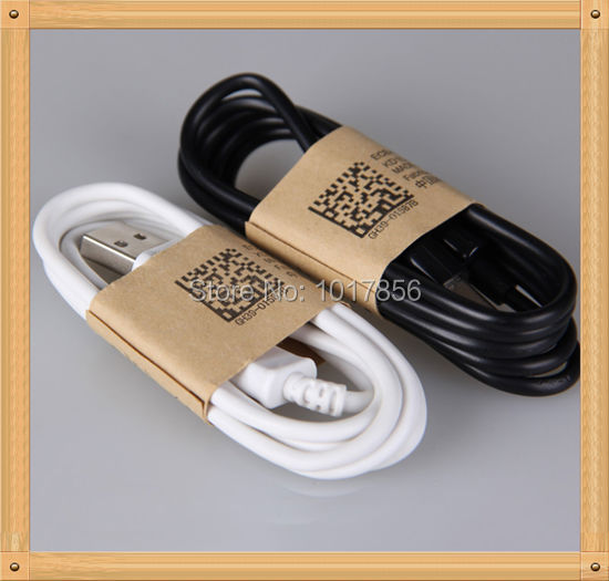 1000PCS Micro USB Data Sync Charging Cable for Samsung Galaxy S2 S3 S4 HTC LG Sony Nokia Blackberry Charger Adapter(China (Mainland))