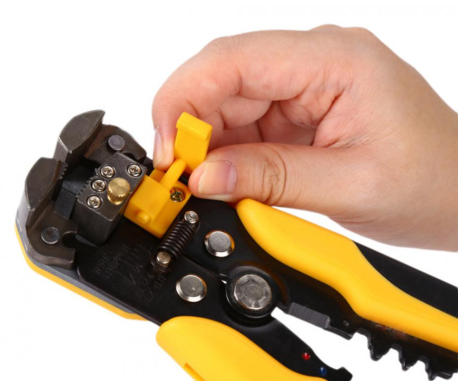 Multifunction Steel Tools Automatic Wire Cutter Stripper For Cutting Pliers Tool Herramientas Crimping Plier Multi Hand Tools(China (Mainland))