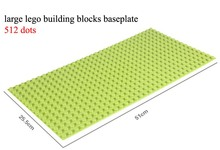 Baseplate Bricks Toy 512