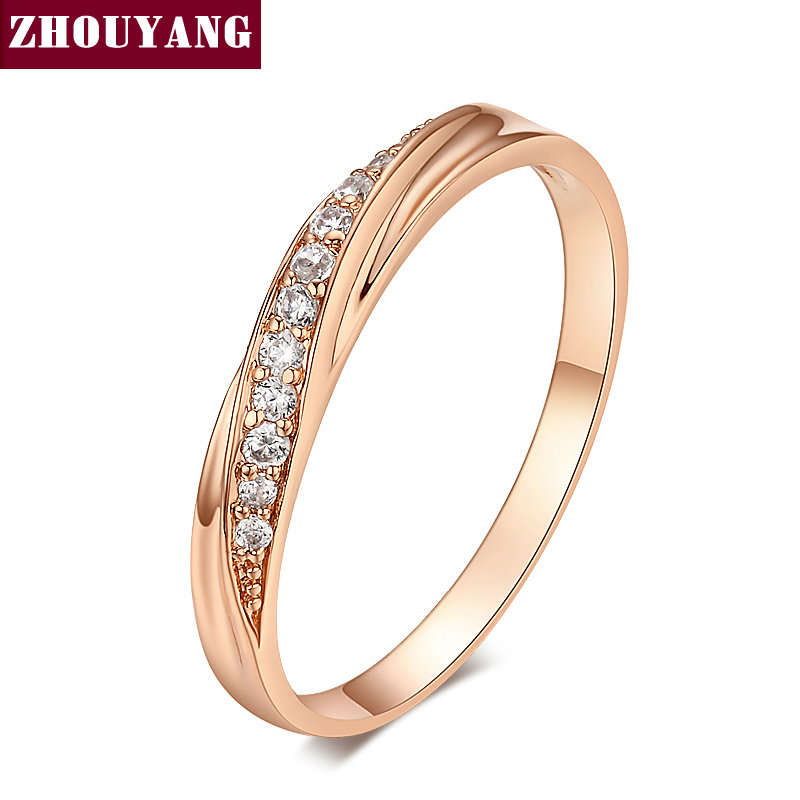com buy top quality simple cz diamond lovers ring wedding ring