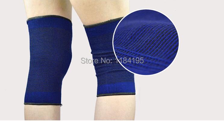 HOT New 2014 Knee Pads high elastic bandage knee guard kneelet support meiao de futebol protector Leg training sports equipment(China (Mainland))