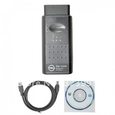 OP-COM CAN-BUS Interface Code Reader for Opel (V1.59) Cars CAN OBD2 OPEL OPCOM Scan Tool