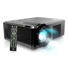 LED33 LED Projector 1080P HDMI USB Home Cinema Projector for Home Entertainment, Sports Bars/Restaurants proyector(China (Mainland))
