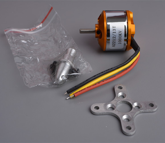 A2212 KV1400 Kv1000 KV2200 RC Brushless motor rc spare parts Firepower for airplane helicopter(China (Mainland))