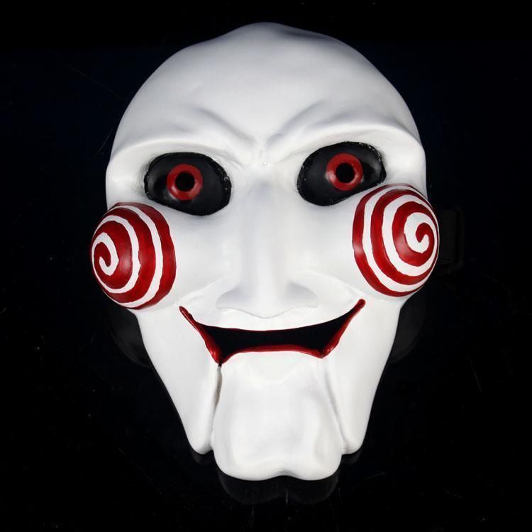 Saw Movies Characters Scary Saw Movie Jigsaw Puppet
