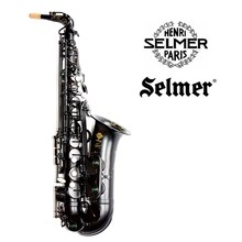 Buy High Quality Saxophone Alto Sax Musical Instruments Professional E-flat Sax Black Saxofone pearl black professional shipping for $303.05 in AliExpress store