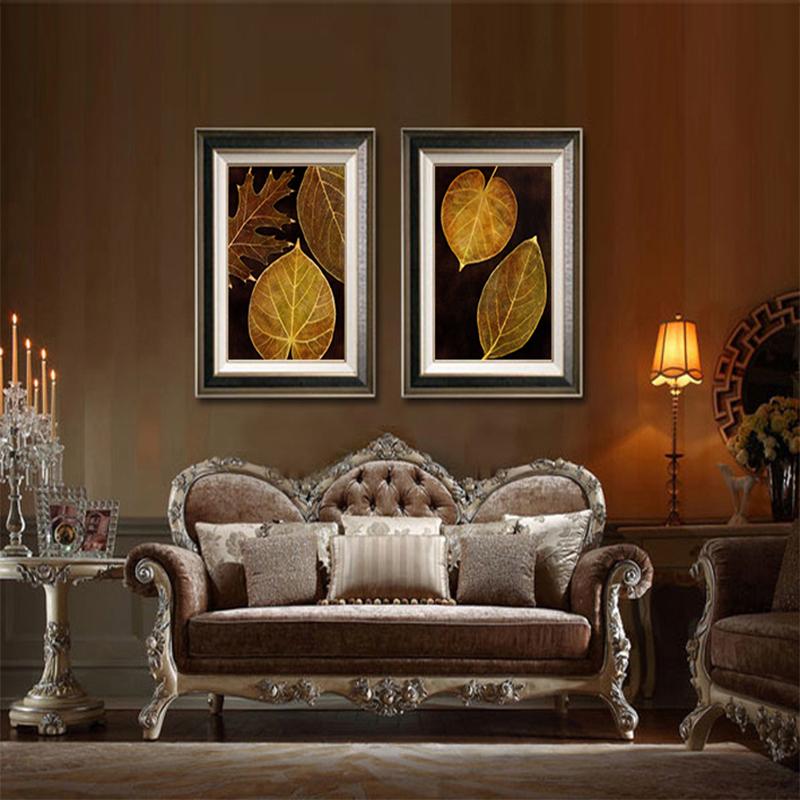 muurdecoratie schilderij woonkamer