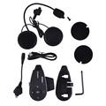 V5 1200M Bluetooth Motorcycle helmet intercom BT Interphone headset Wireless headphones Support mp3 GPS Phone for