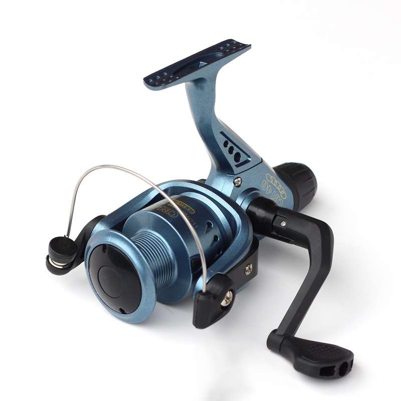 2015 new ice fly trolling fishing wheel spinning reels for Ice fishing reels