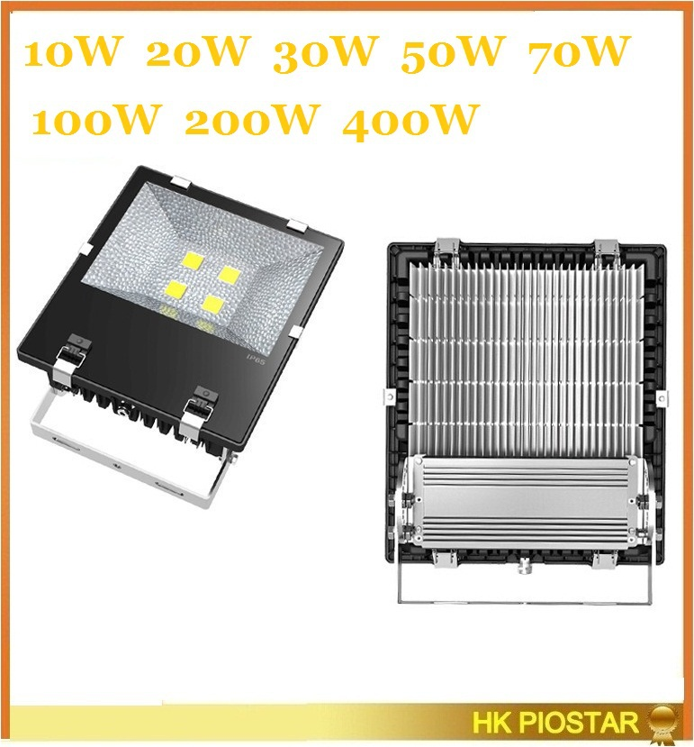 Outdoor floodlight 10w 20w 30w 50w 100w 200w 400w led for Focos led exterior 50w