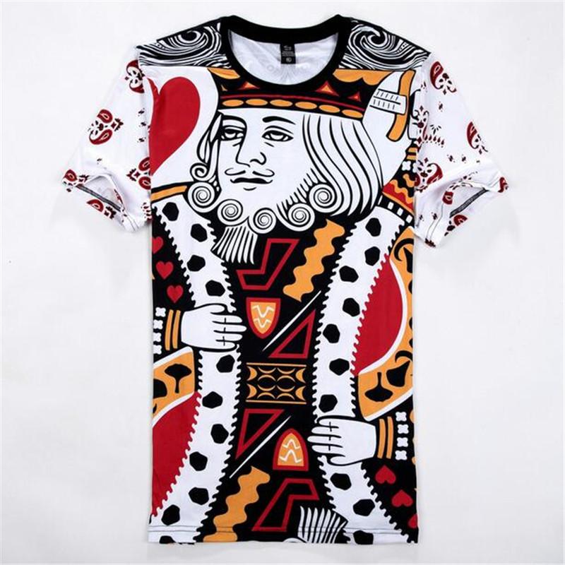 2016 brand clothing unique design 3d t shirt