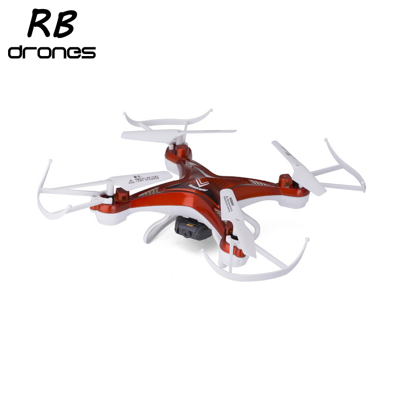 New Quadcopter 2.4GHz 4CH 6-Axis Gyro RTF RC Quadrocopter Drones With Headless Mode Easy Drones to Use VS SYMA X5 As Gift(China (Mainland))