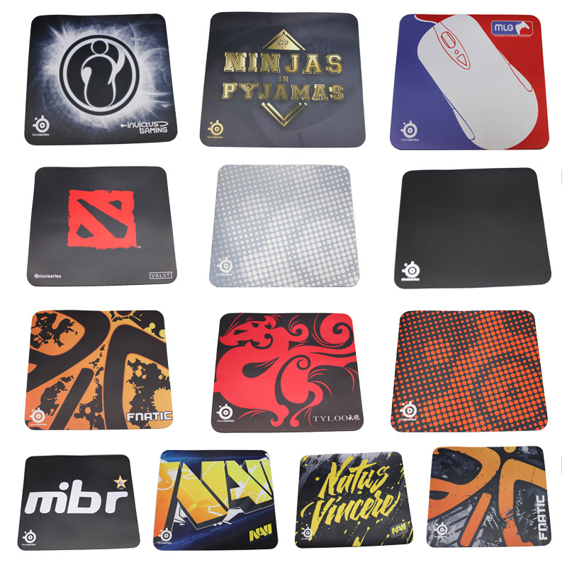 Free shipping 2015 Hot XL Size SteelSeries QcK Gaming Mouse Pad Computer Mat Red Large Size 450*400MM(China (Mainland))
