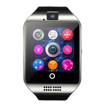 2017 Bluetooth Smart Watch Q18 Smartwatch Support SIM Card GSM Video camera Android/IOS Phone PK GT08 DZ09 U80 - online24 store