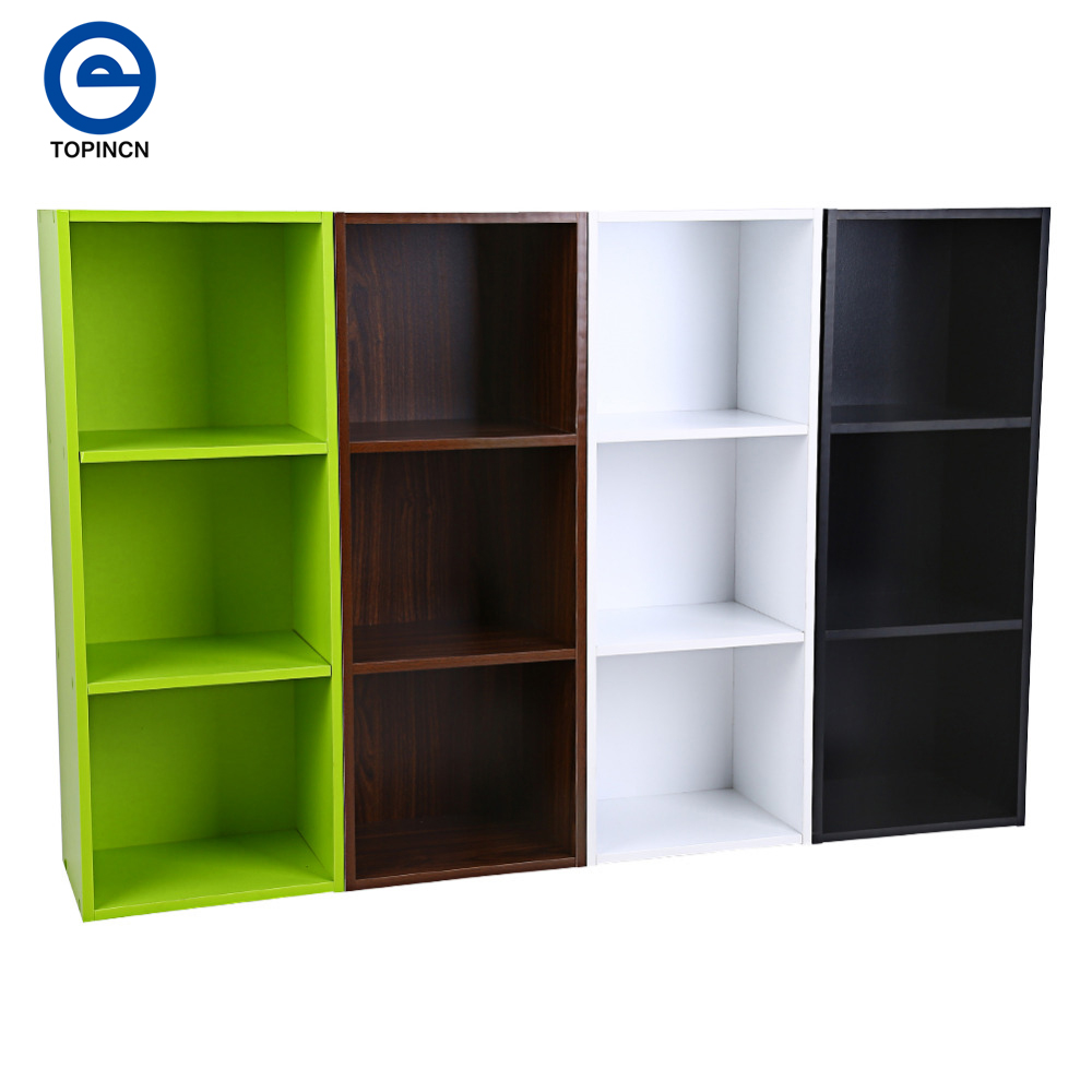 Multi-function Wooden Bookcase Sundries Shelf Standing Book Shelves Storage Wood Cabinets Display Rack 31.4*11.8*9.3inch(China (Mainland))