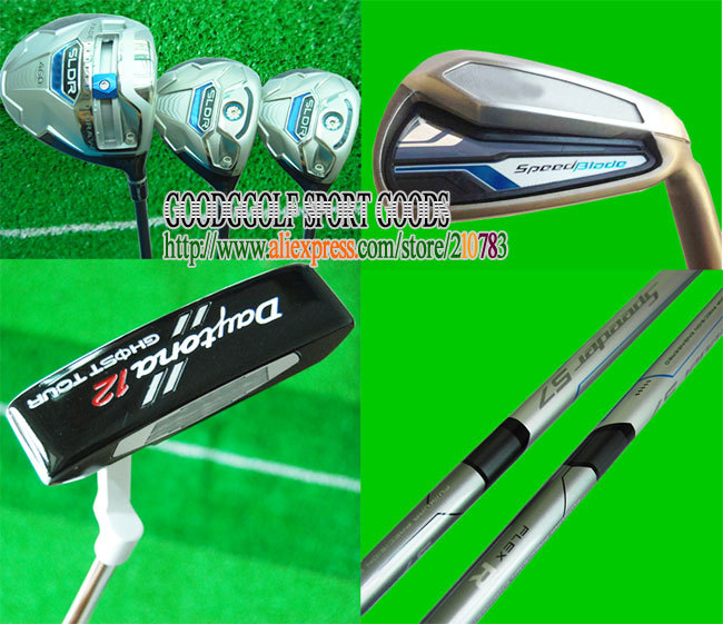 NEW golf clubs 2012 RB-Z 3wood+irons+Putter Right/graphite shaft(no bag)FREE SHIPPING<br><br>Aliexpress