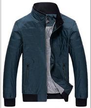 free shipping new 2015 spring fashion man jackets plus size famous brand men coats autumn mandarin collar jacket 43(China (Mainland))