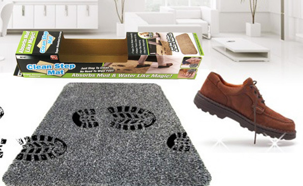 TV Products Clean Step Mat rubber carpet pet blanket thicker section of good quality(China (Mainland))