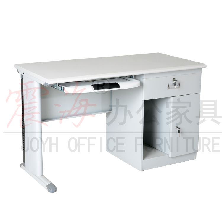 Low price steel office table metal office desk for sale cumputer desk table in metal tables from - Metal office desk ...