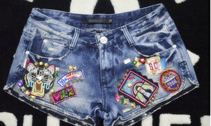 Europe spring 2015 denim shorts, jeans and female club code factory direct wholesale 2015 free shipping Одежда и ак�е��уары<br><br><br>Aliexpress