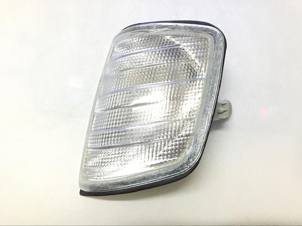 White Corner Light Left Side For Mercedes W124 E260 E280 E300 E320 E500 1248260723(China (Mainland))